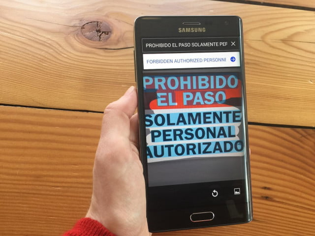 google translate updates android