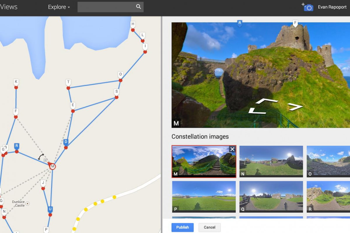 google street view experience photo spheres