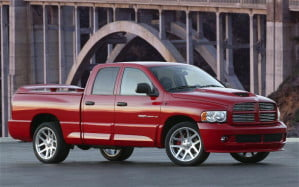 Dodge Ram SRT10 quad cab