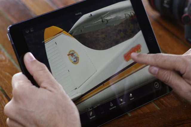 photoshop fix among new apps features and services announced at adobes max conference on ipad