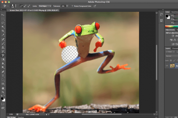 photoshop screenshot 2