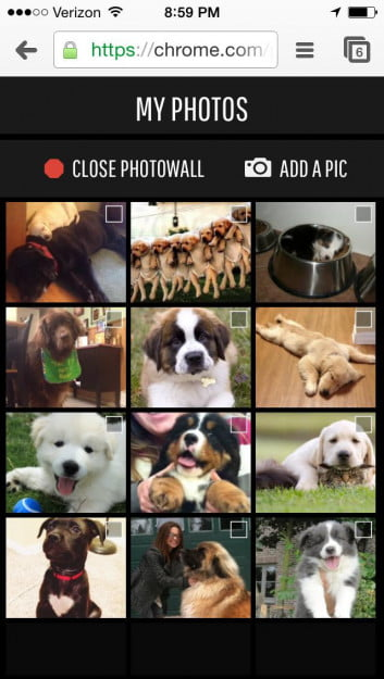 photowall-app