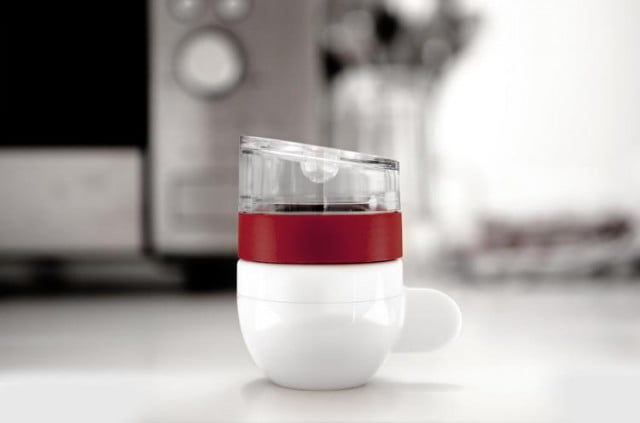 clever little cup lets brew single serving espresso microwave piamo