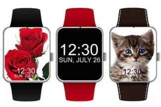 Pick Up Girls Watch Faces