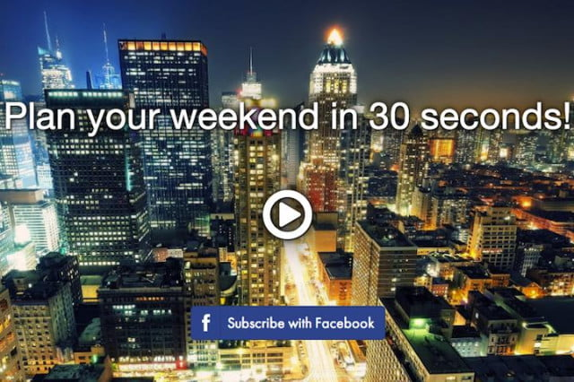picyourweekend launches in new york