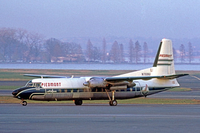 Piedmont Airlines. Allegheny and Piedmont's precursor, Henson Aviation, entered into the first code-share agreement. All three airlines would later merge into what is now US Airways.