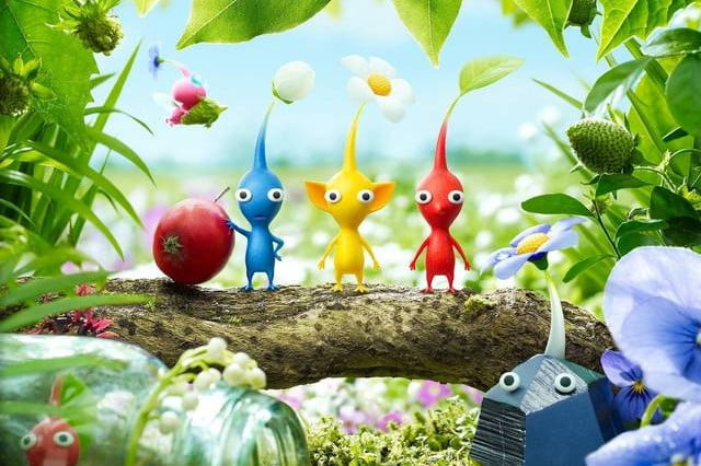nintendo to reissue wii u  ds rarities at a lower price pikmin header