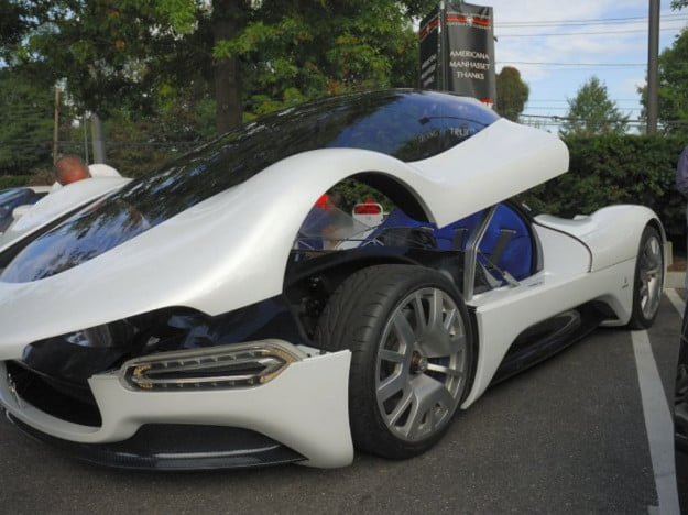 Pininfarina bringing their Sergio concept to Geneva, you can count on it being beautiful3