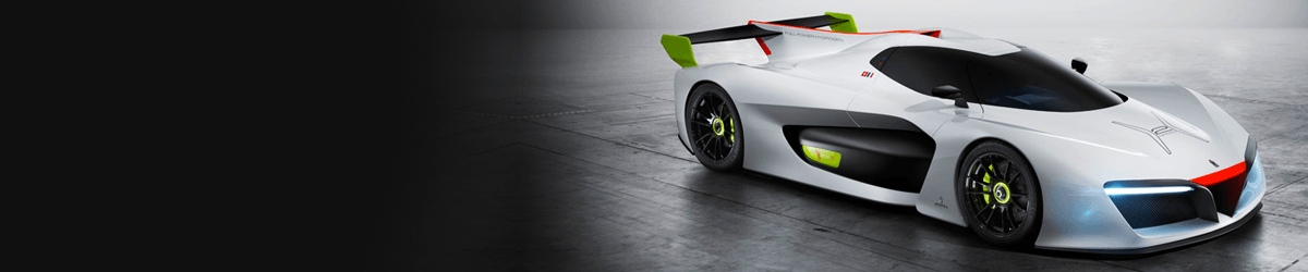 Pininfarina's radical H2 Speed hydrogen concept car will become reality