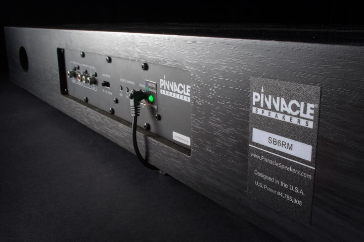 pinnacle theater one  review soundbase