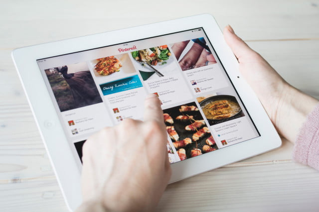 pinterest how to pins app social tablet