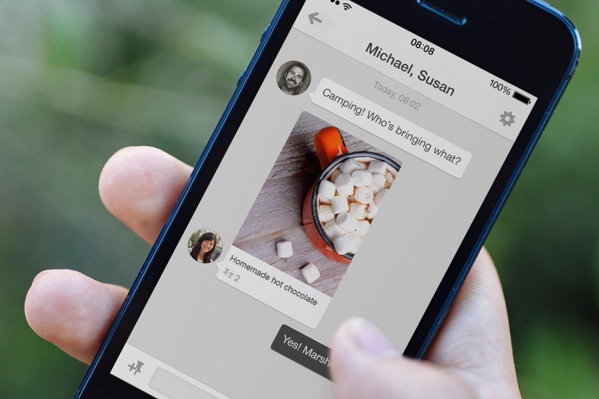 pinterest adds ability chat privately specific pin conversations
