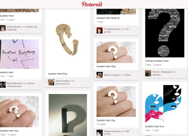 pinterest for business questions