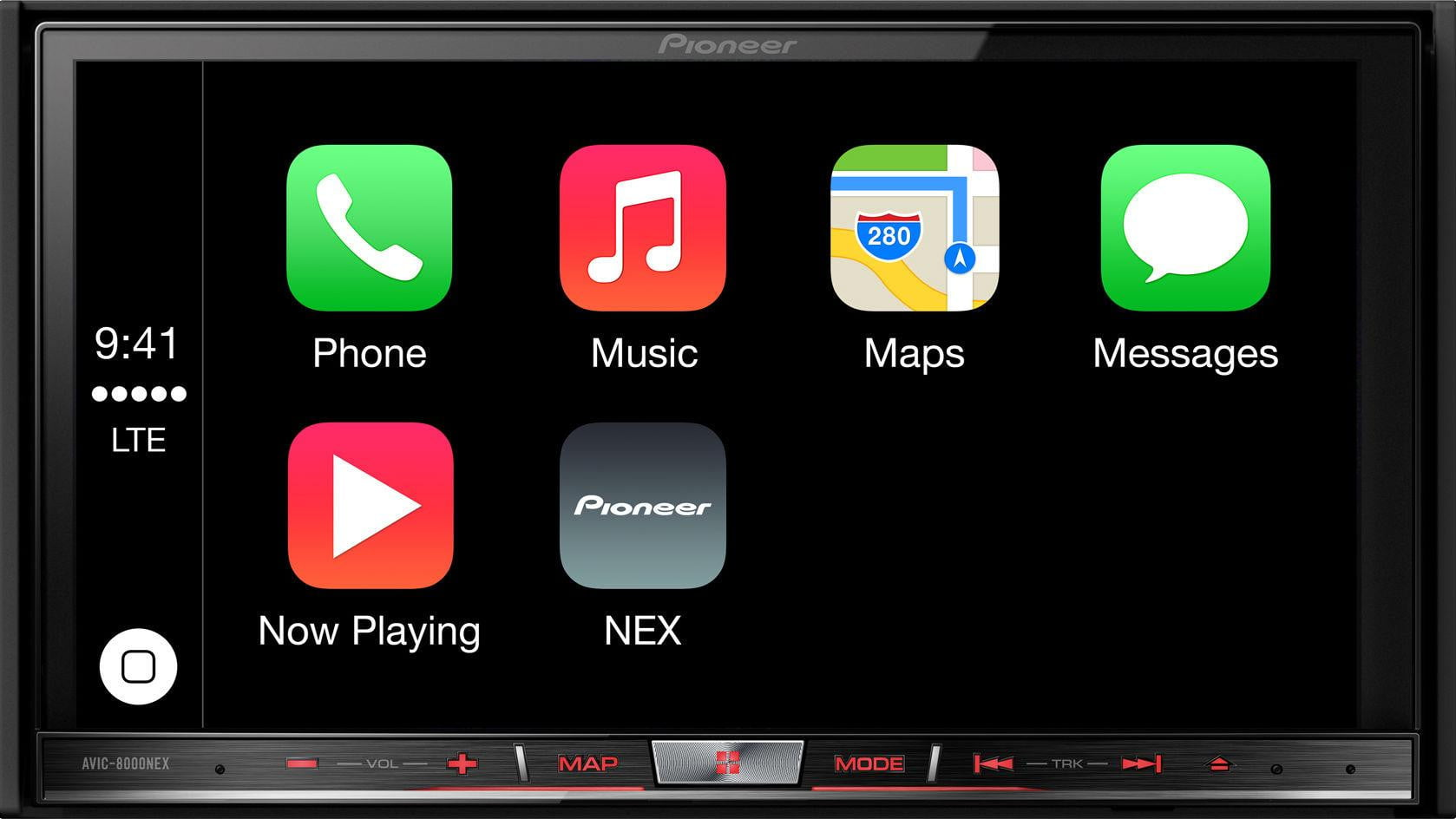 Aftermarket carplay stereo