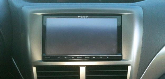 pioneer AVIC Z140BH in car computer