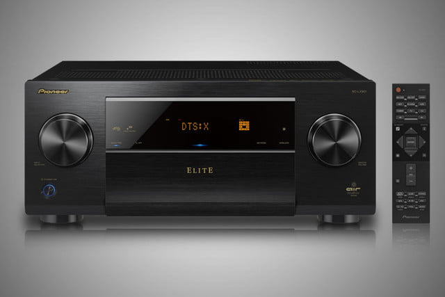 pioneer elite sc lx  network receivers announced
