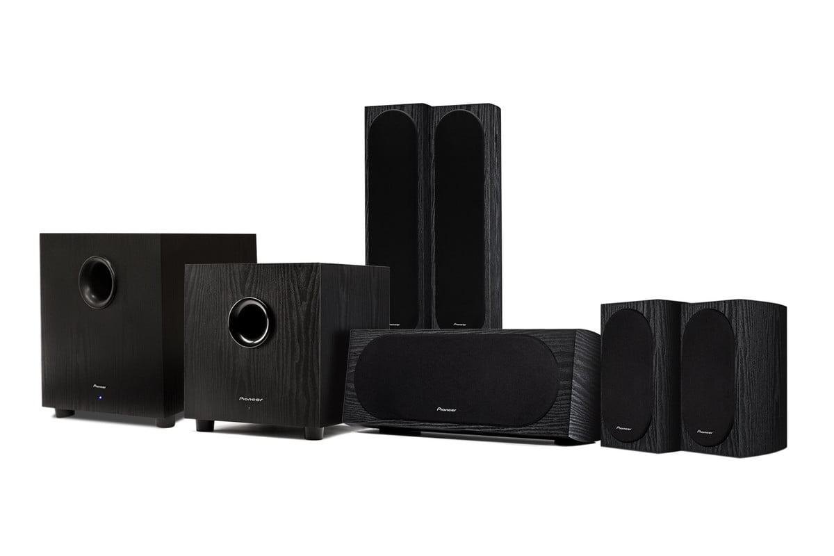 pioneer introduces sw  powered subwoofer with lineup