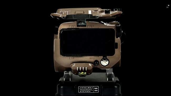 fallout  pip boy phablets pipboy