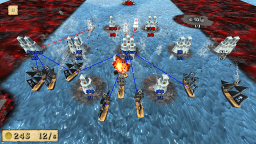 Pirate Showdown screenshot
