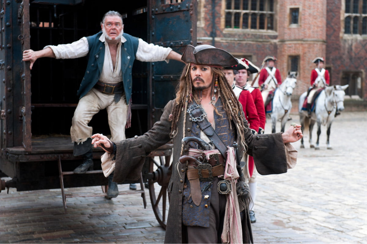 heres expect next pirates caribbean movie dead men tell no tales of the  on stranger tides
