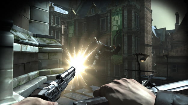 Dishonored Pistol Shot
