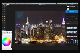 Using Pixelmator to create watermarks.