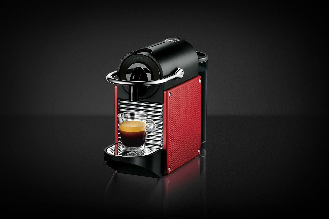 here are the five best nespresso machines digital trends. Black Bedroom Furniture Sets. Home Design Ideas