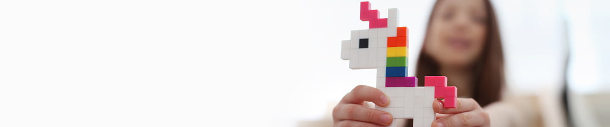 Move over, Lego! Pixio building blocks click together with magnets