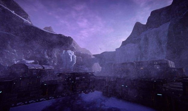 PlanetSide 2 Nexus Battle Island 2