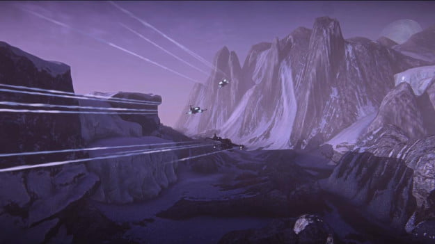 PlanetSide 2 Nexus Battle Island 3