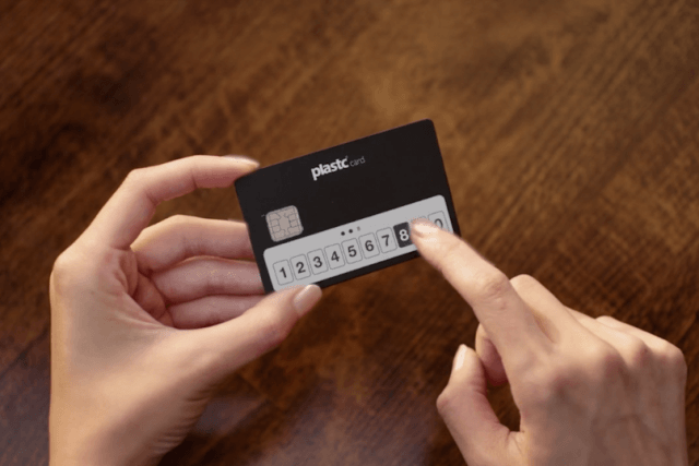 plastc replaces wallet with one card