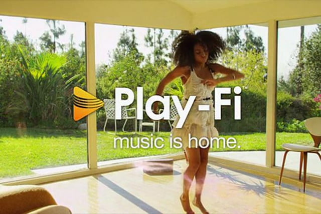 dts play fi to add spotify compatibility logo