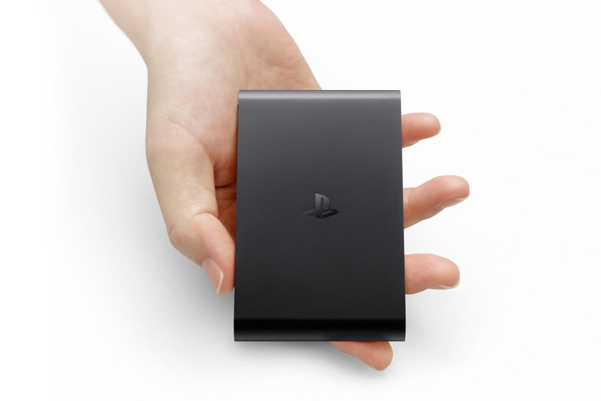 can sony put tv new playstation device e