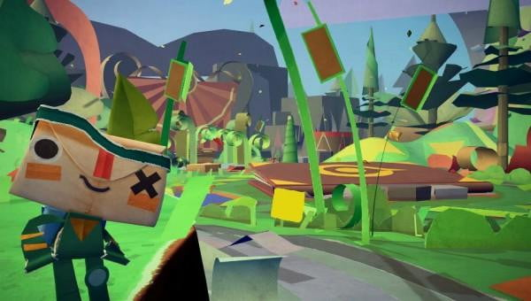 playstation vita tearaway media molecule