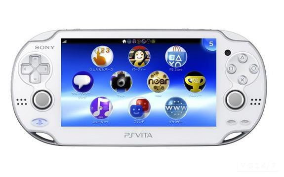 playstation vita white e  sony conference price drop