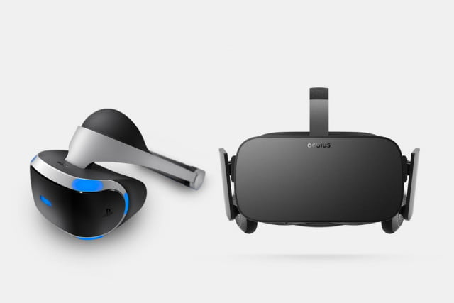 playstation vr revealed at last playstationvr oculusrift
