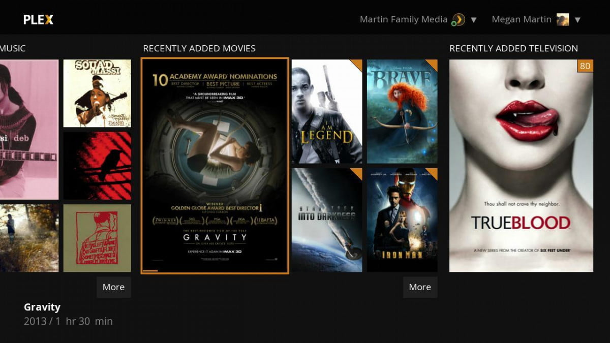 plex app is now free for roku with redesign new features