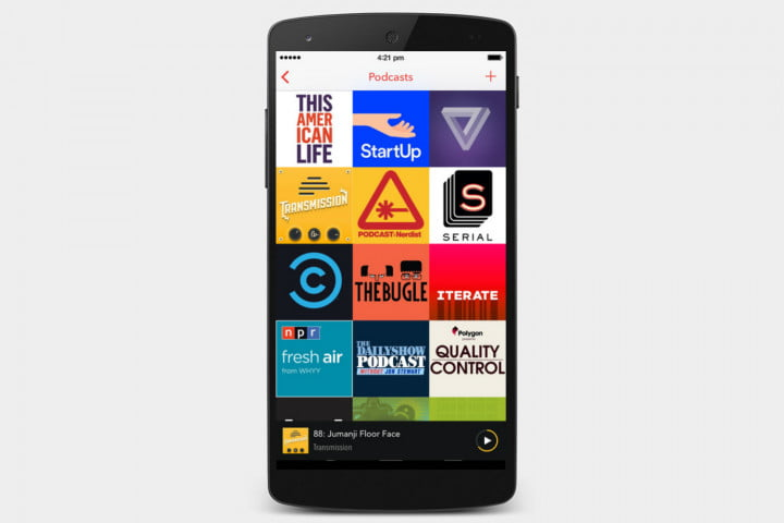 phone how on download android to podcasts