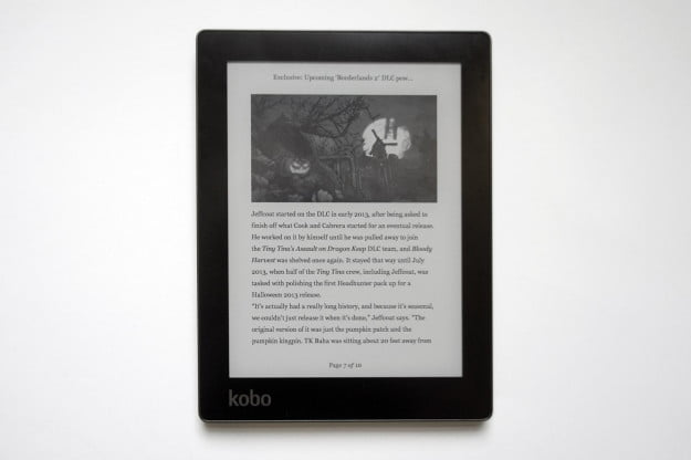 Kobo Aura Pocket Integration