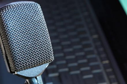 how to make a podcast microphone
