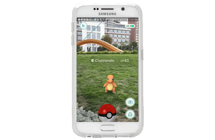 Pokemon Go (Android/iOS)
