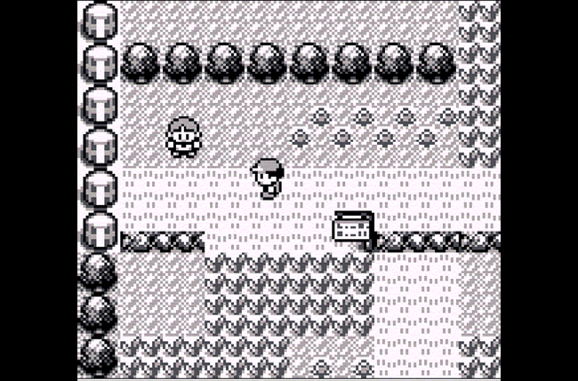 Pokemon Red Screen 3