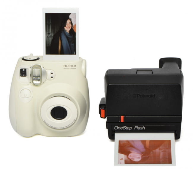 instant print faceoff polaroid onestep flash vs fujifilm instax mini 7s digital trends polaroid sonar onestep manual polaroid sonar onestep manual