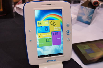 Polaroid 7-inch Android 4.0 Internet Kids Tablet