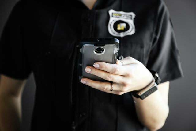 can app stop unnecessary police shootings