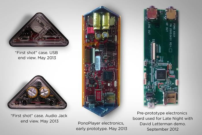 pono player internal components