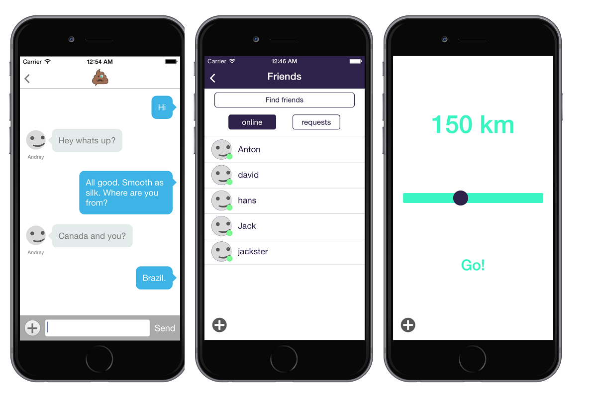 pooductive is an app that lets people chat while theyre pooping at the same time