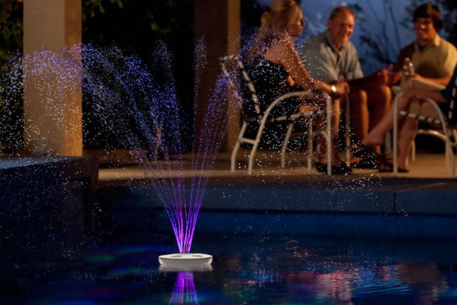 best led swimming pool lights fountain