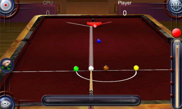 pool pro online screenshot windows phone 7 game app