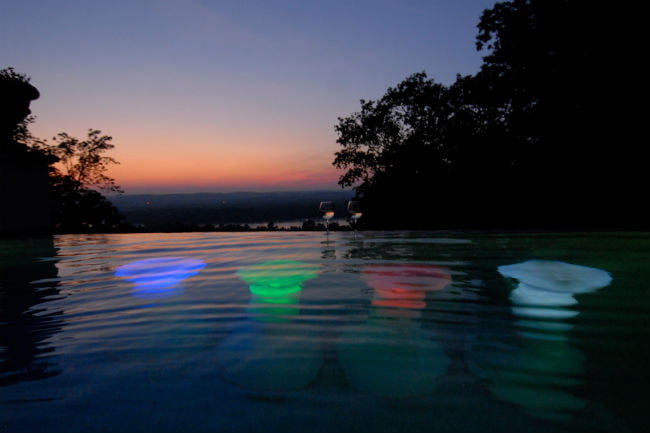 Envy - Pool Stool with LED Unit